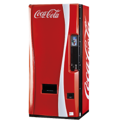 Coca Cola frisdrankautomaat | Sweets & Soda